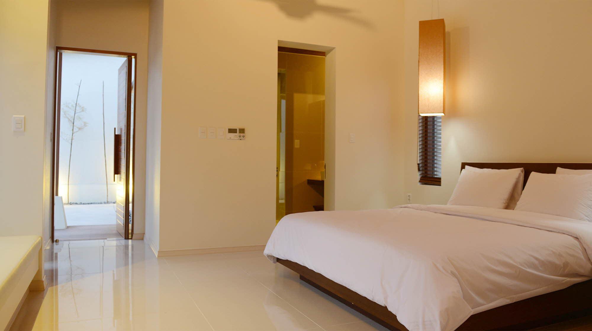 Villa 106 Family Room  - Villa